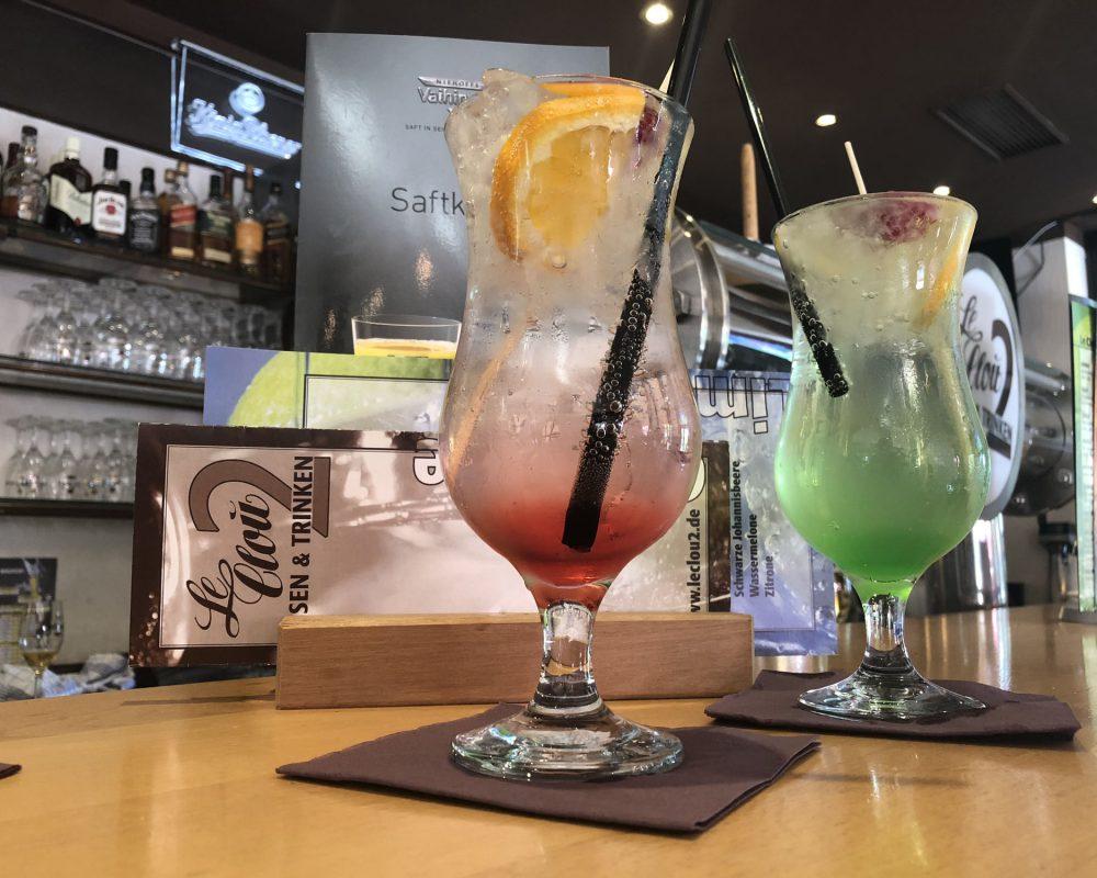 Cocktails im Le Clou